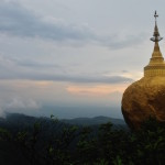 The Golden Rock Pilgrimage in Myanmar