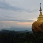 The Golden Rock Pilgrimage in Myanmar