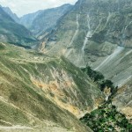 Trekking in the Colca Canyon, Peru