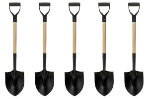 The Shovel System 5 Shovels