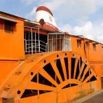 The 100 year old Rocket Paddle Steamer of Bangladesh