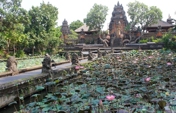 Saraswati Temple One Day Ubud