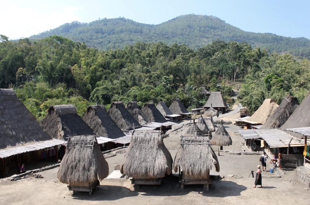 Bena Village, Bajawa