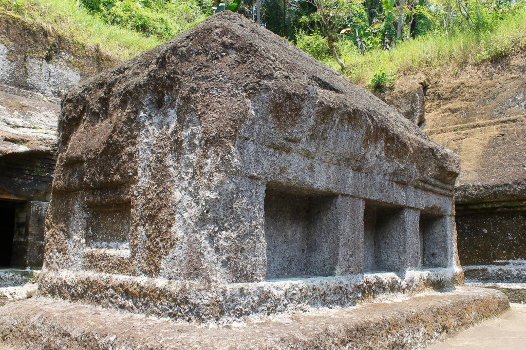 Gunung Kawi Temple Tomb Ubud Bali