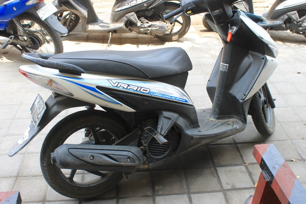 Motorbike Hire Ubud Bali