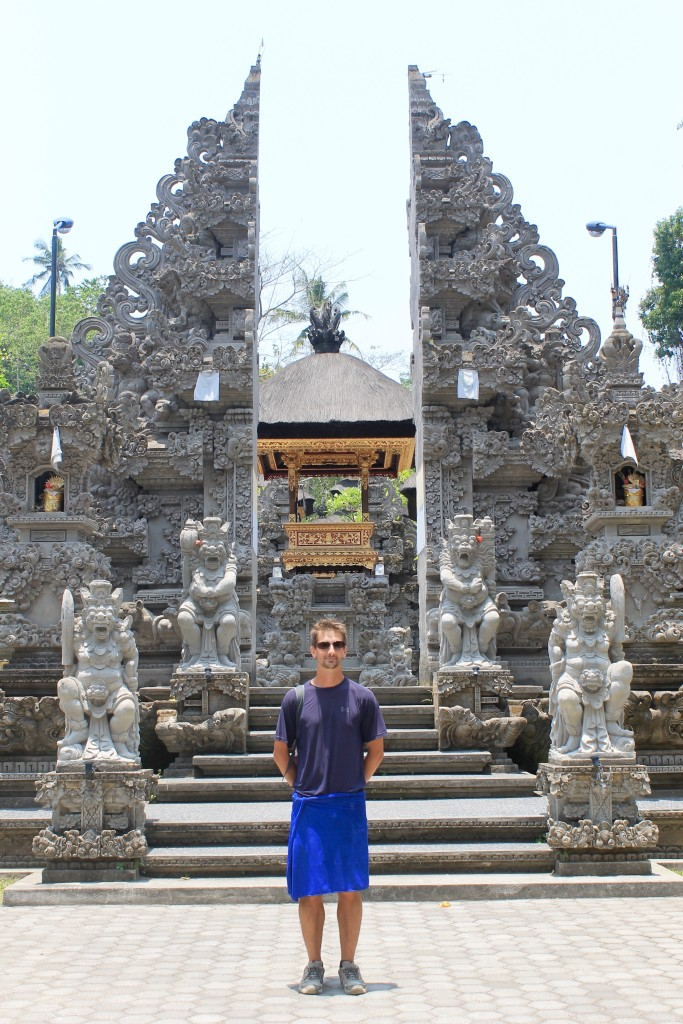 Pura Gunung Lebah Temple Ubud Bali