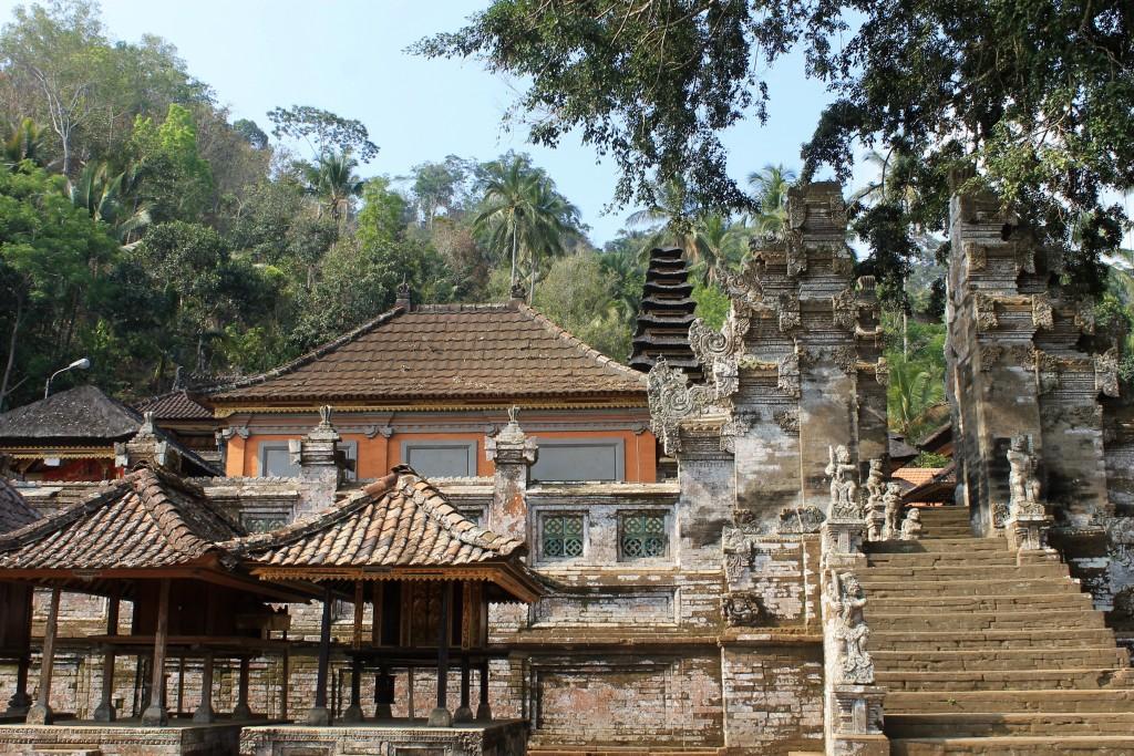 Ubud temples