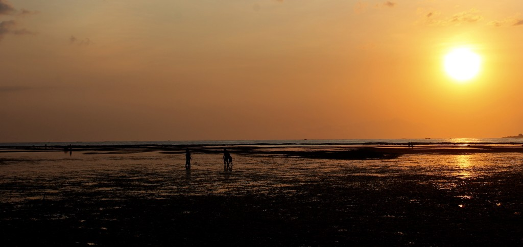 Sunset, Gili Air