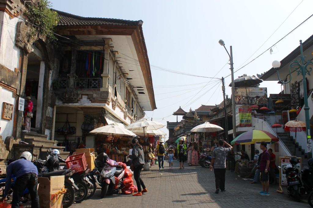 Ubud Central Market Bali
