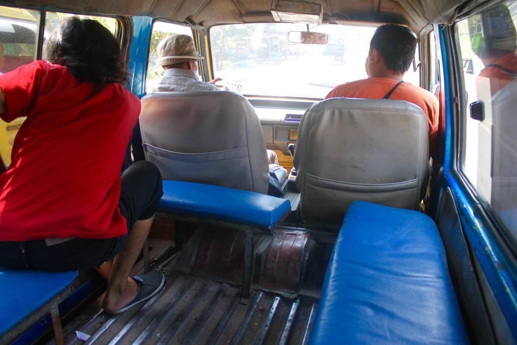 Bali to Gili Islands