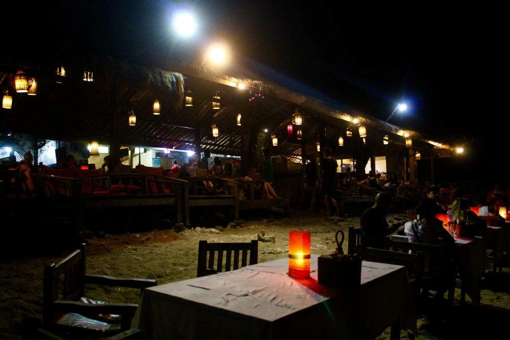 Chill Out Bar Gili Air