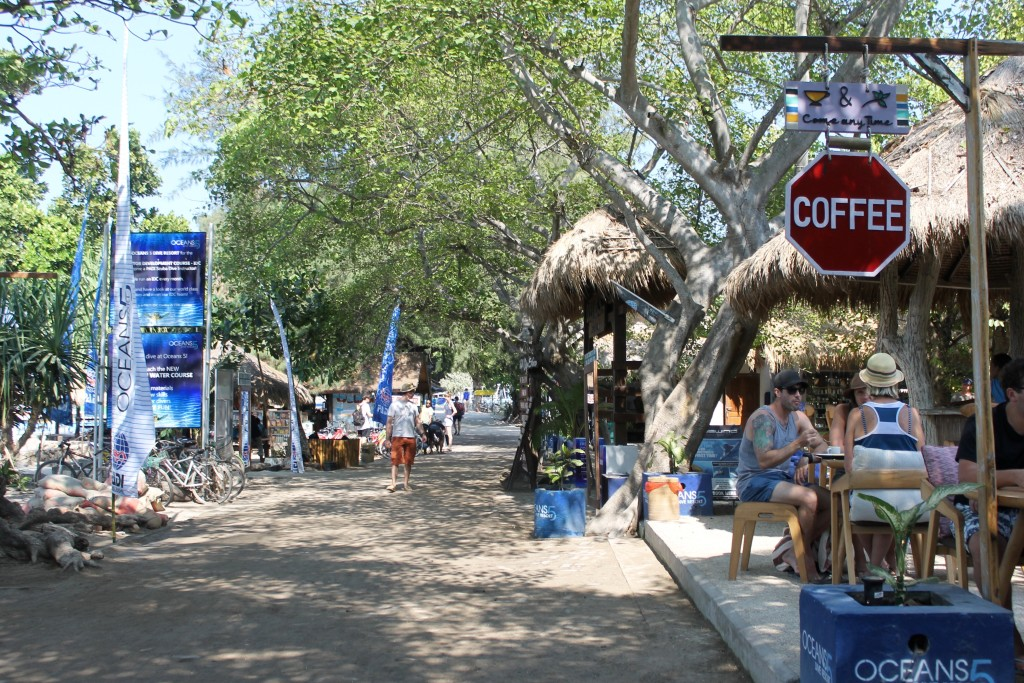 Coffee Shop Gili Air Lombok