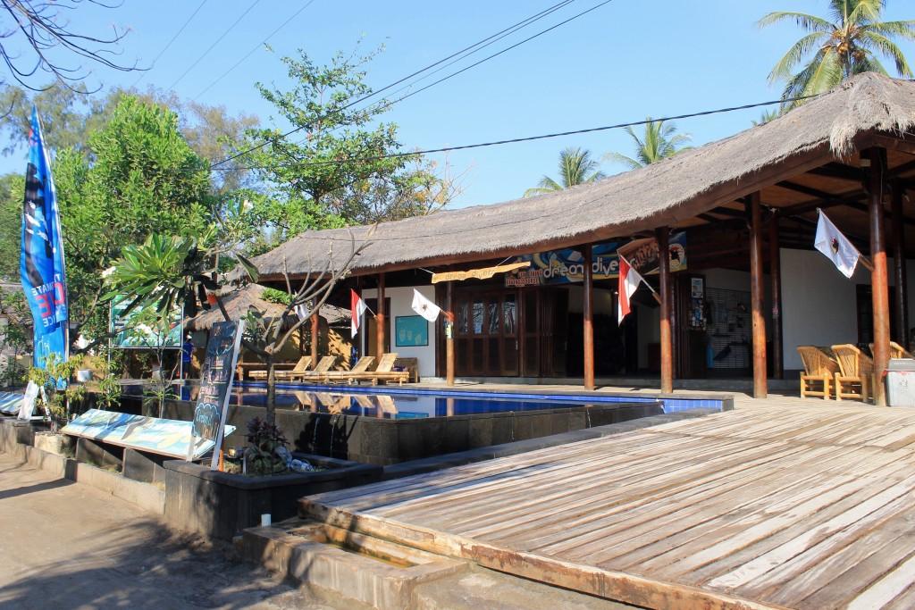 Dream Divers Gili Air Lombok
