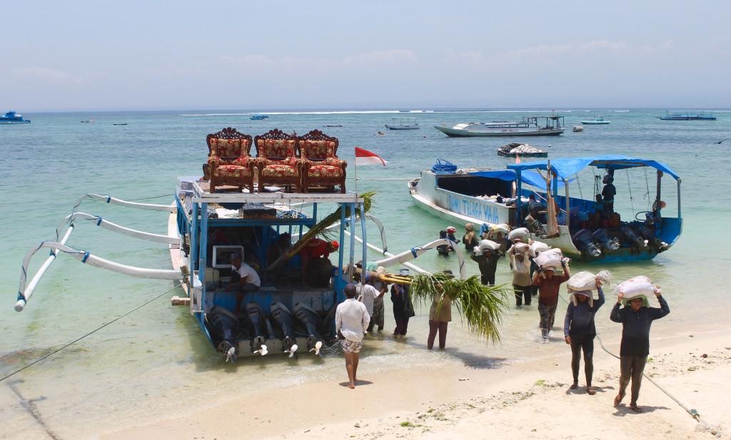 Nusa Lembongan ferry