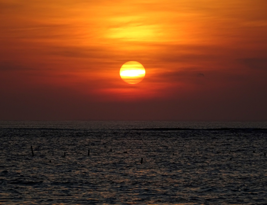 Nusa Lembongan Sunset