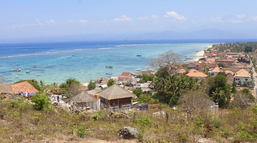 Nusa Lembongan Bali Panorama Point