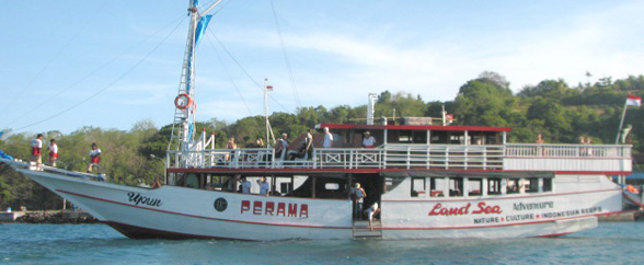 Perama How to get to Labuan Bajo