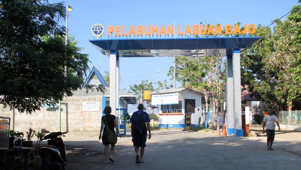Ferry Terminal Labuan Bajo