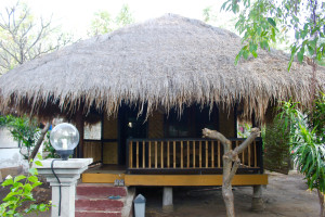 Gili Air Bungalow 180,000 IDR