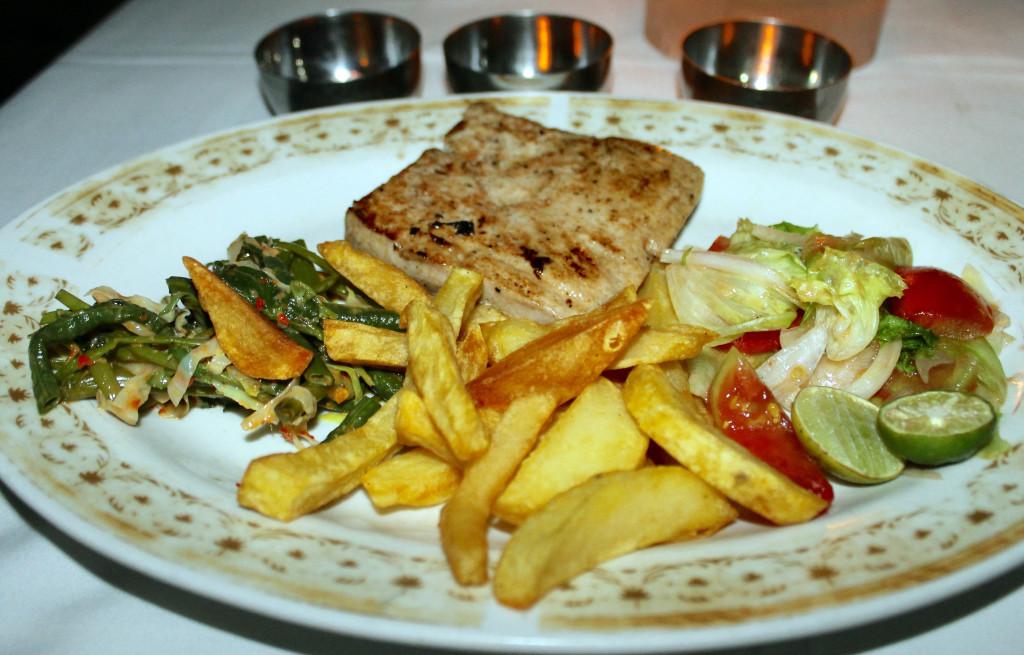 Fish & Chips Gili Air Restaurant