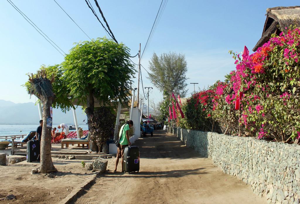 Gili Air Island Strip