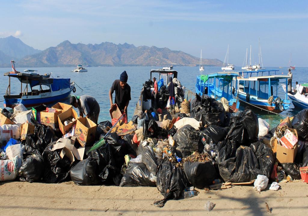 Gili Island Garbage Removal