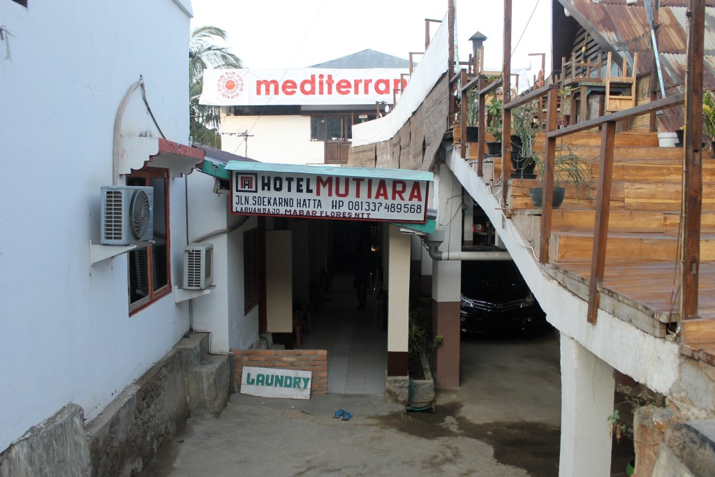 Labuan Bajo Hotel Mutiara