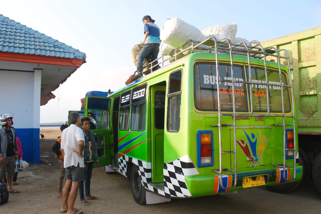 How to Travel Labuan Bajo by Land Sea Air
