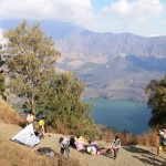 Mount Rinjani: Hiking for Free Without a Tour