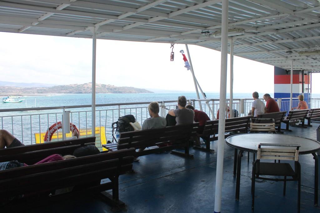 Sape Labuan Bajo Ferry
