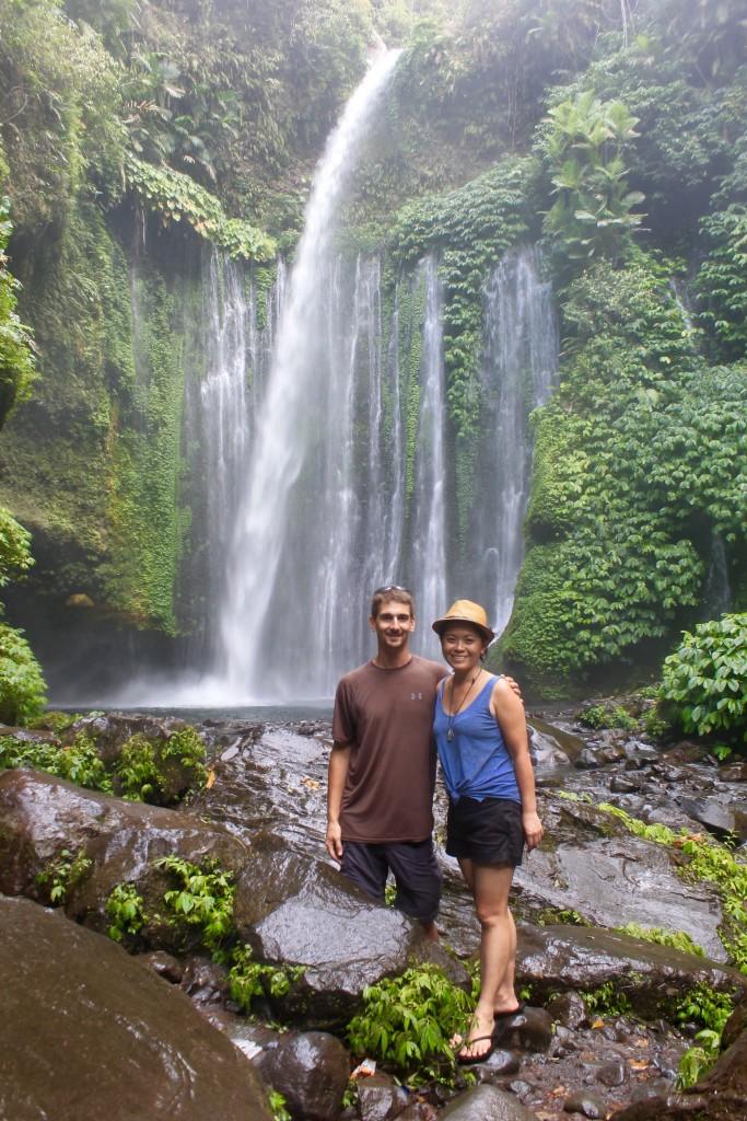 Senaru Waterfalls Tiu Kelep