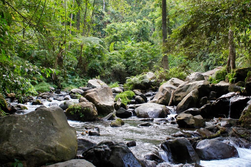 Sendang Gile Tiu Kelep Senaru Waterfalls