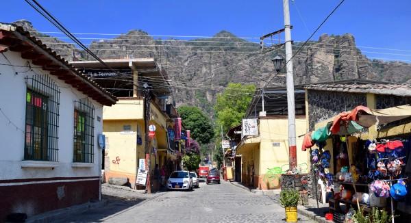 Tepoztlan Village Mexico