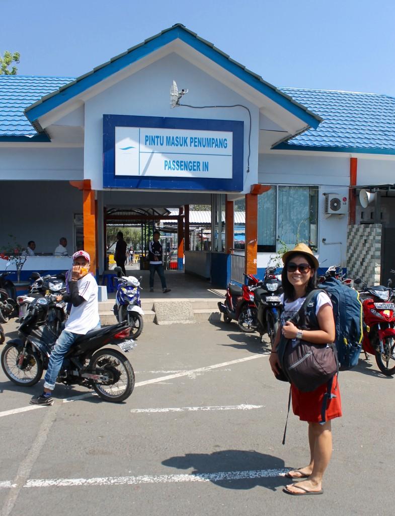 Labuan Lombok Ferry Terminal