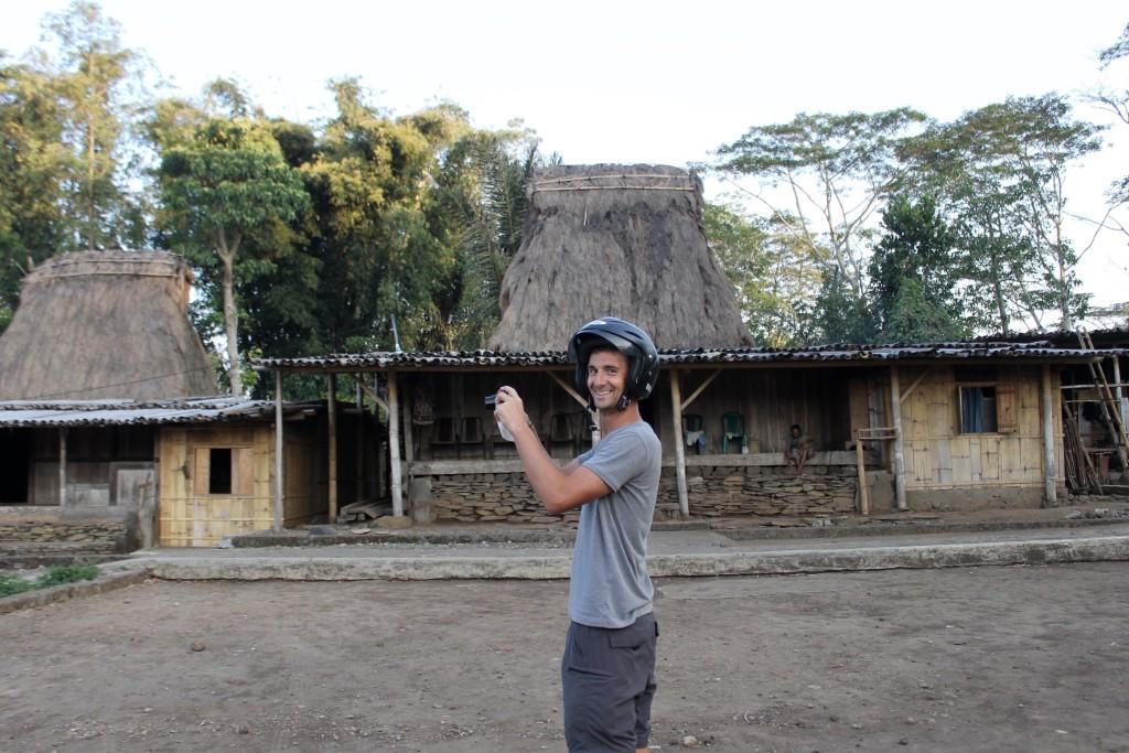 Playing tourist at Wogo Village