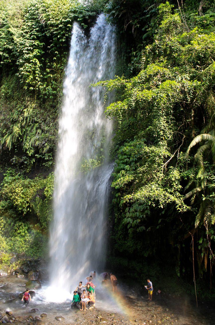 Senaru Waterfalls Rinjani Lombok