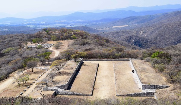 Ball Court at Xochicalco
