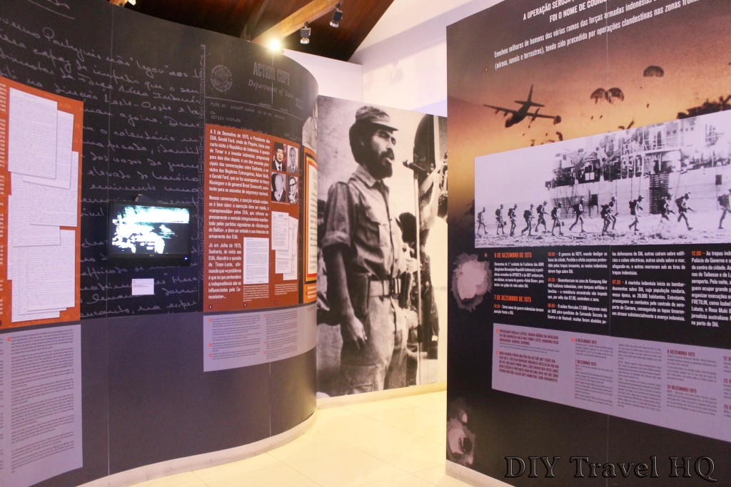 Archives & Resistance Museum of East Timorese