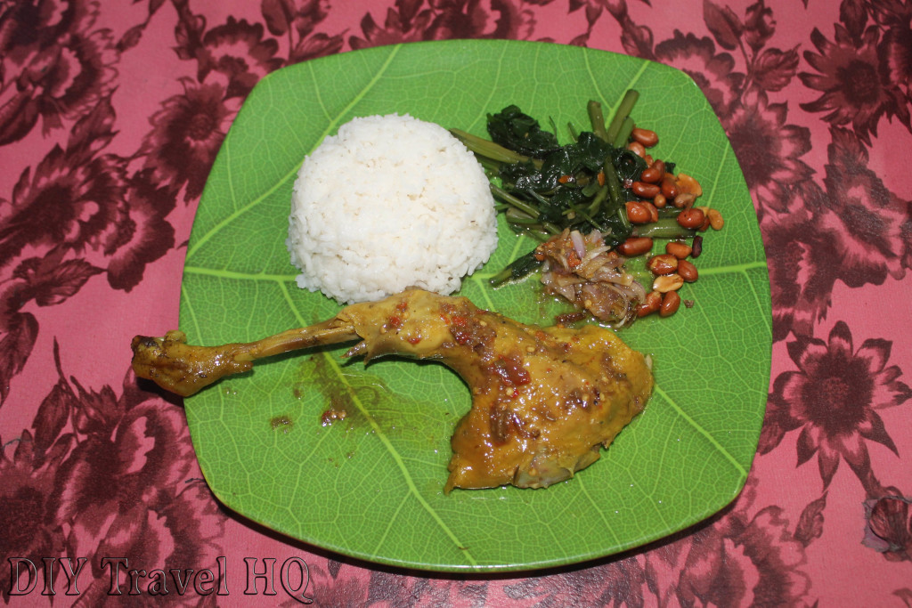 Try Ayam Betutu in Banyuwangi
