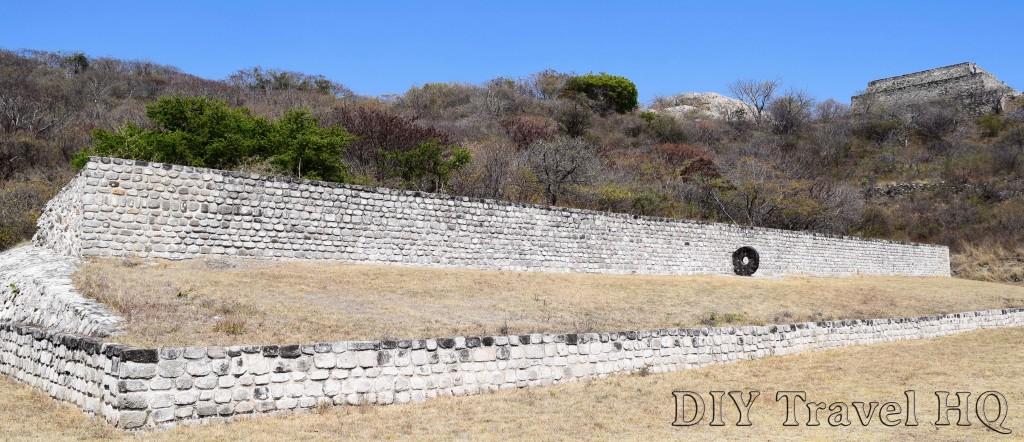 Ball Court Xochicalco Ruins