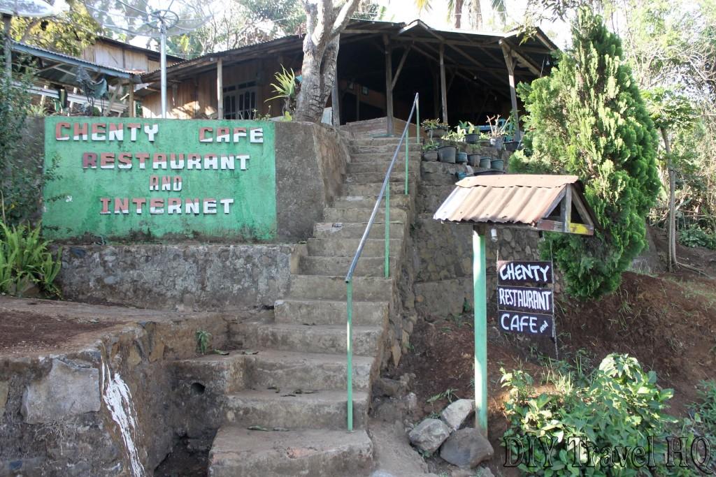 Chenty Cafe and Restaurant Moni