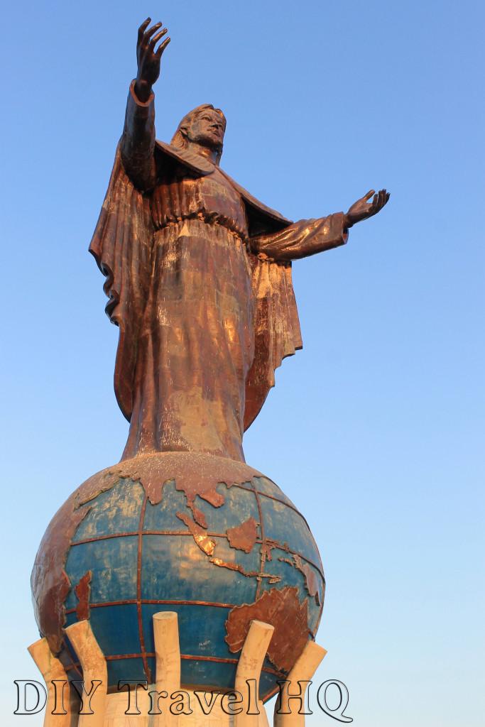 Cristo Rei statue in Dili