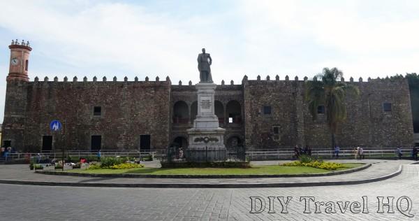 Cuernavaca Cortes' Palace