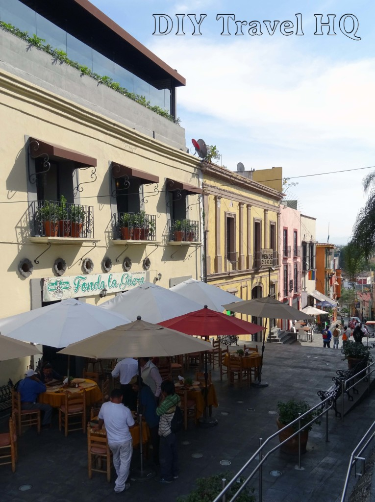 Downtown Cuernavaca