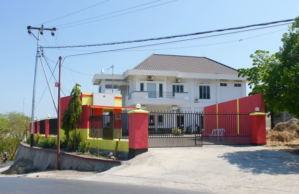 Kupang East Timor Consulate