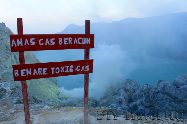 How to Climb Mt Ijen Without a Tour