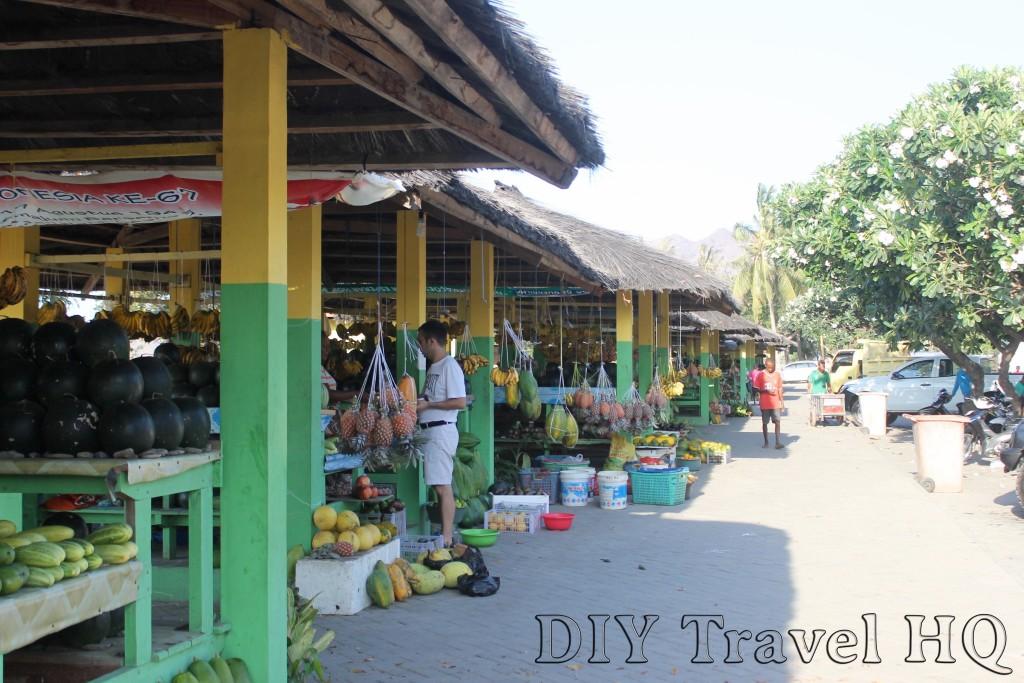 Fruit & Vegetable Market Dili