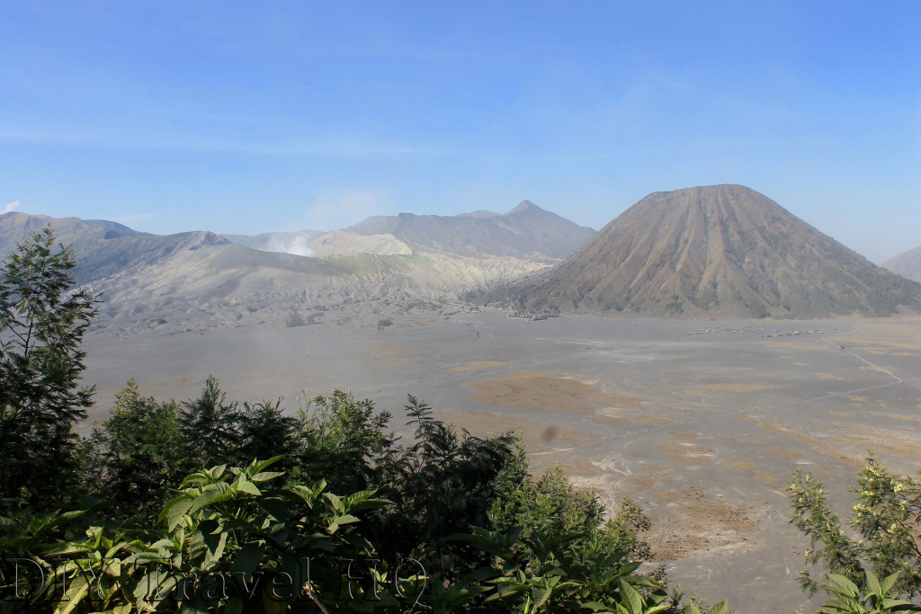 Views of Mount Bromo Sea of Sand