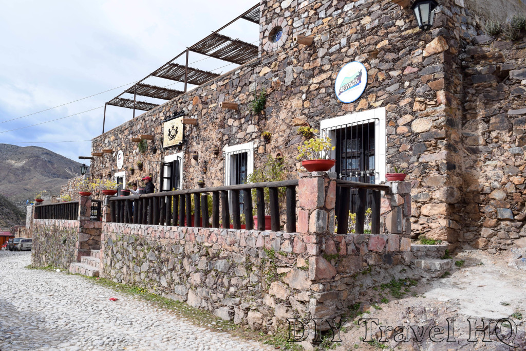 New Business in Real de Catorce