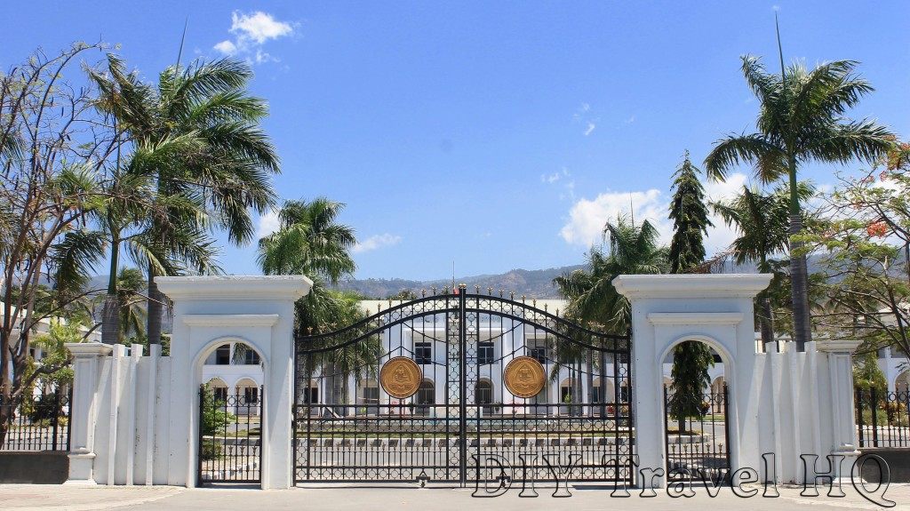 Palacio de Gobierno Dili Timor